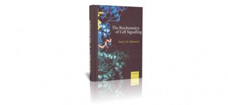 Книга The Biochemistry of Cell Signalling. Книга о том, как, каким образом, и о чем разговаривают #клетки. #книги #биохимия #биология