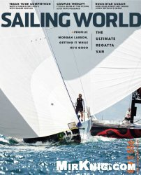 Журнал Sailing World - August 2014