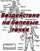 Книга Воздействие на болевые точки (2009) DVDRip