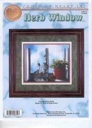 Журнал Cross My Heart  CPK-010 Herb Window