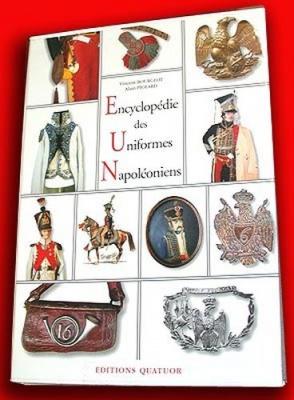 Книга Encyclopedie des Uniformes Napoleoniens 1800-1815