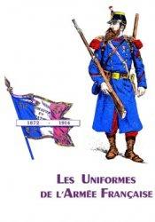 Книга Les Uniformes de L Armee  francaise
