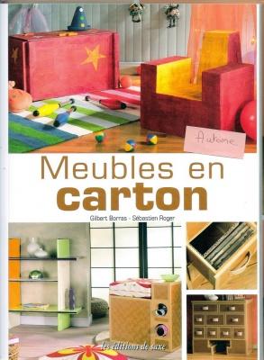 Книга 23- Meubles en carton - Borras