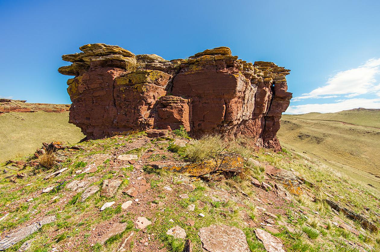 Скалы Хакасии