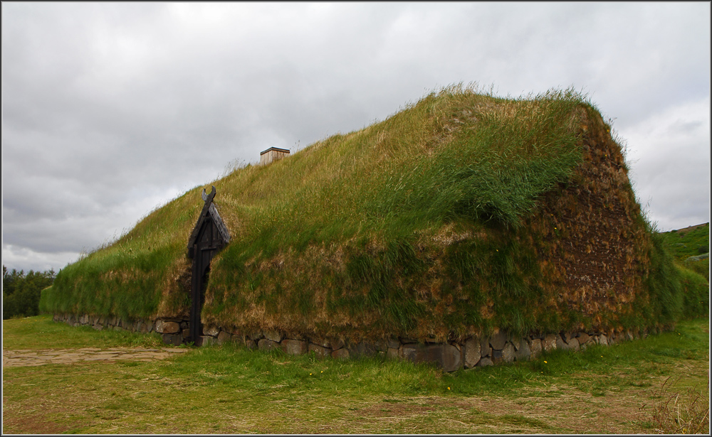 3 недели в Исландии (август, 2015)