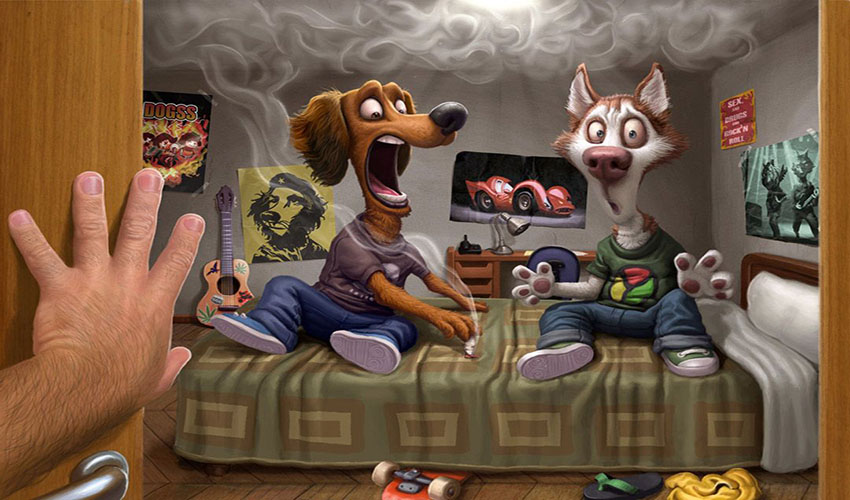 Illustration by Tiago Hoisel