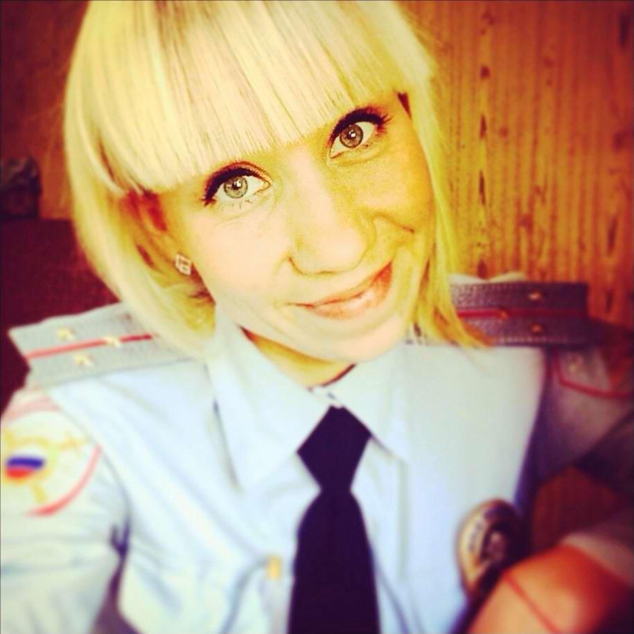 Моя милиция меня бережет: Лица девушек из российской полиции (61)