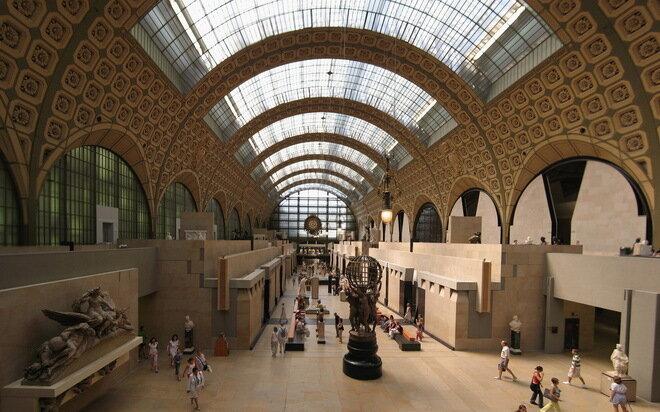 Музей Орсе. Париж