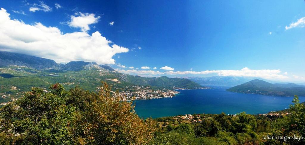 Панорама Черногории