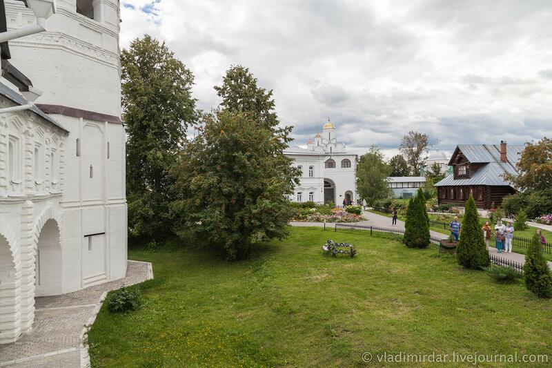 Свято-Покровский монастырь в Суздале