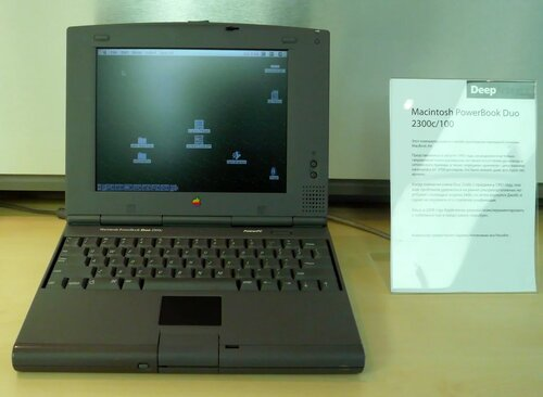 Macintosh PowerBook Duo 2300c/100