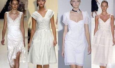 01b2fc98b98 Короткие свадебные платья » Настольная книга Невесты