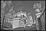 Санкт- Петербург дом  Ксешинской монокль