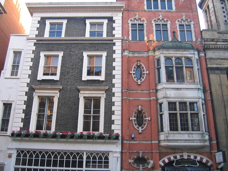 Лондон в деталях