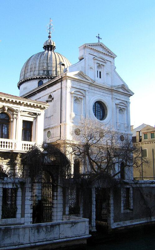 Церковь Сан-Джорджо-деи-Гречи