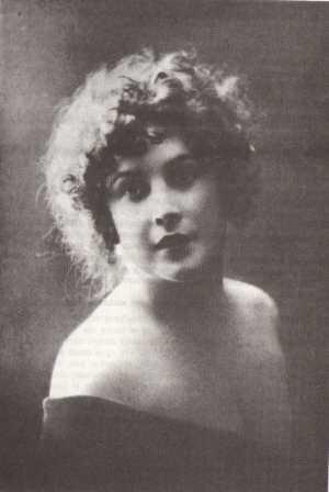 Агнесса Аргиропуло, 1919г.