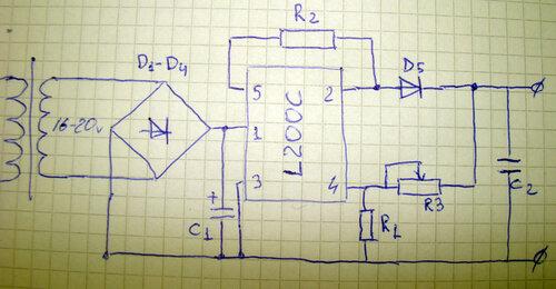 Выпрямитель для зарядки аккумулятора | Электрознайка ...