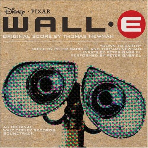 OST (Score) WALL•E / ВАЛЛ•И (2008)