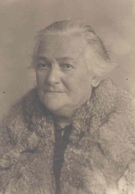 Клара Цеткин, 1923