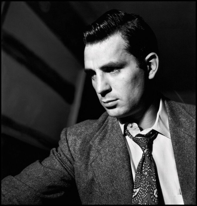 USA. New York City. 1953. American writer Jack KEROUAC.jpg