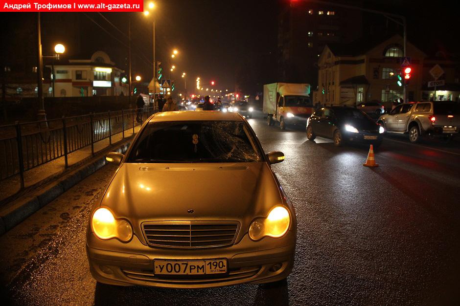 Водитель насмерть сбивший пешехода лишен прав