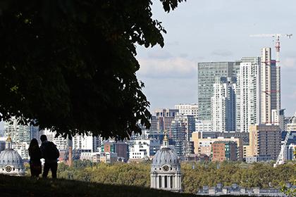 Лондон стоит на первом месте по уровню стоимости элитных новостроек