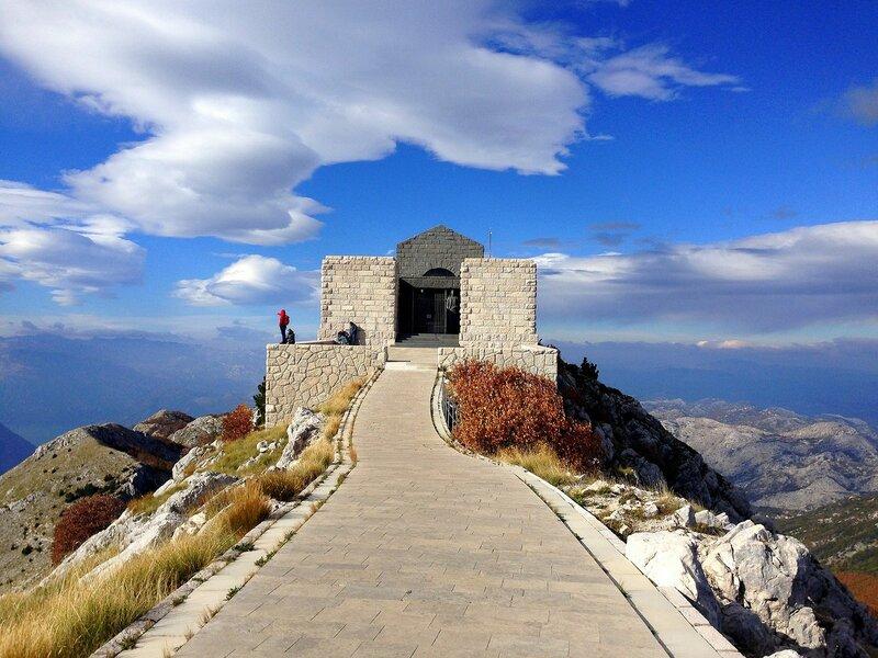 Цетинье Ловчен в Черногории