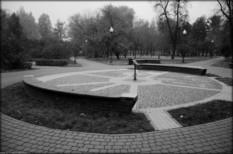 """Парк """"Сад будущего"""" в Москве"""