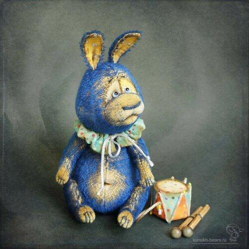Заяц-барабанщик