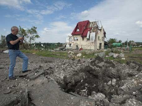 В Минобороны подтвердили выход боевиков из Широкино