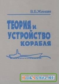 Книга Теория и устройство корабля.