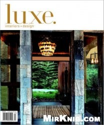 Журнал LUXE Interiors + Design - Colorado Edition 2010