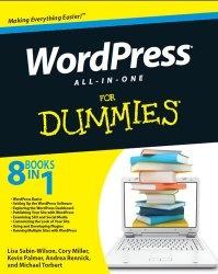 Книга WordPress All-in-One For Dummies