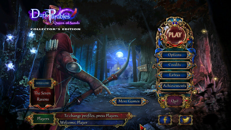 Dark Parables: Queen of Sands CE