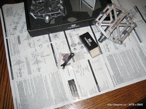 Педали xPedo MX3R-5