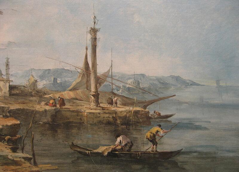 Франческо Гварди. Фантазия на венецианскую тему.