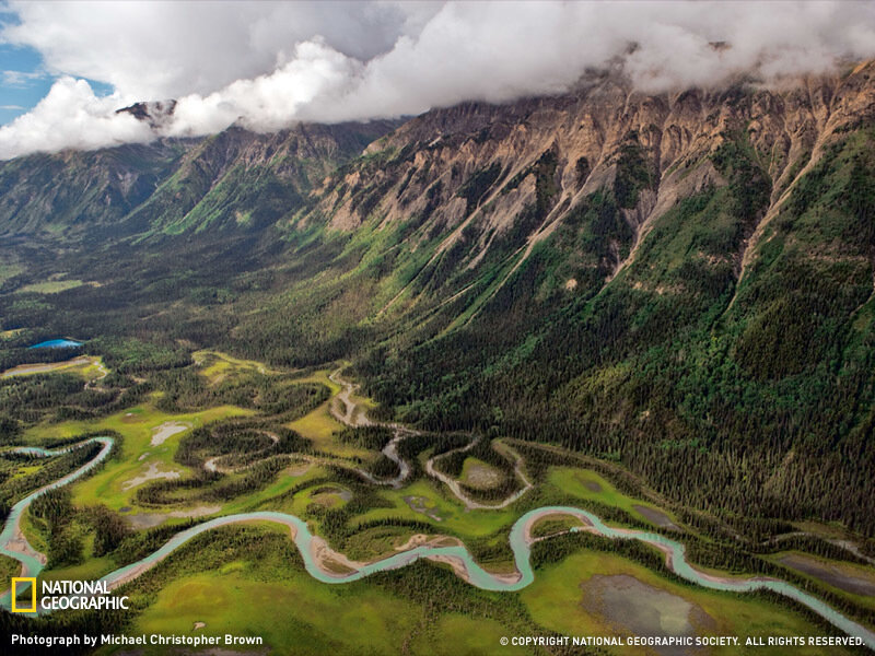 Канада: Toad River Valley