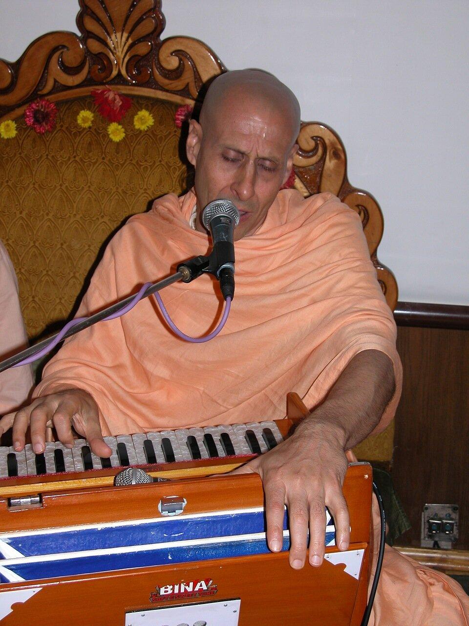 Его Святейшество Радханатха Свами Махарадж