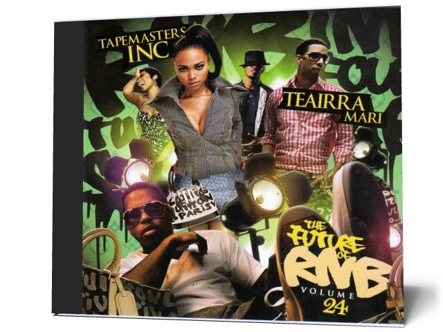 Tapemasters Inc - The Future Of RnB Vol.24 (2009)