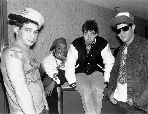 Beastie Boys переиздают ремастеренный альбом