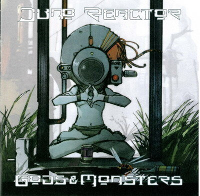 uno Reactor - Gods & Monsters - 2008, FLAC (tracks), lossless