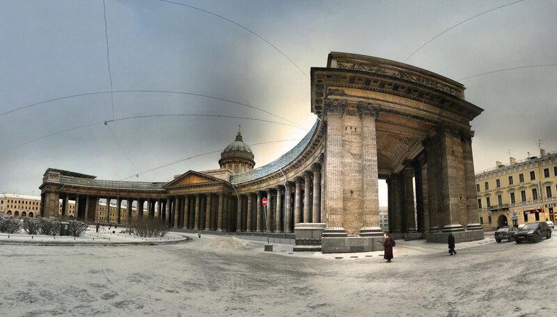 казанский собор петербург