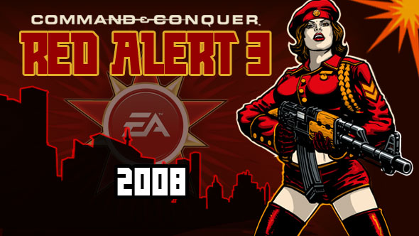 OST Command & Conquer: Red Alert 3 (2008)