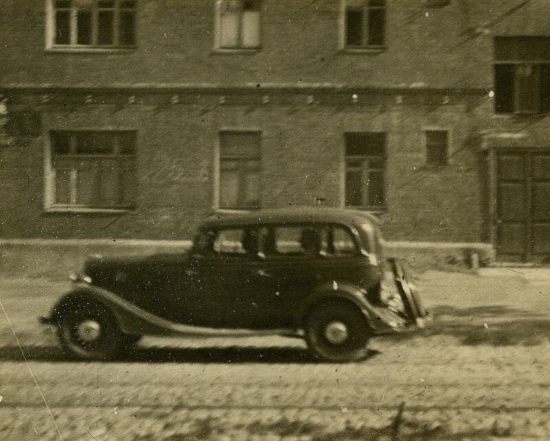 Москва 1939г.