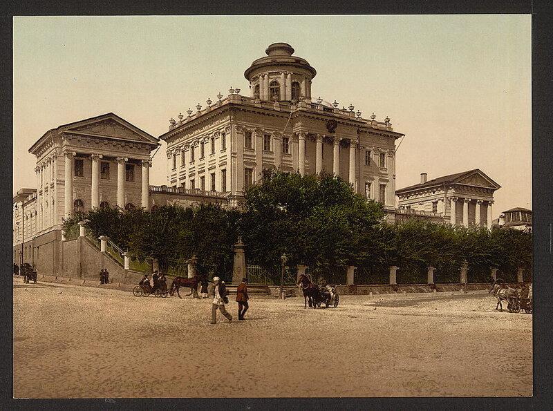 Москва, Румянцевский музей