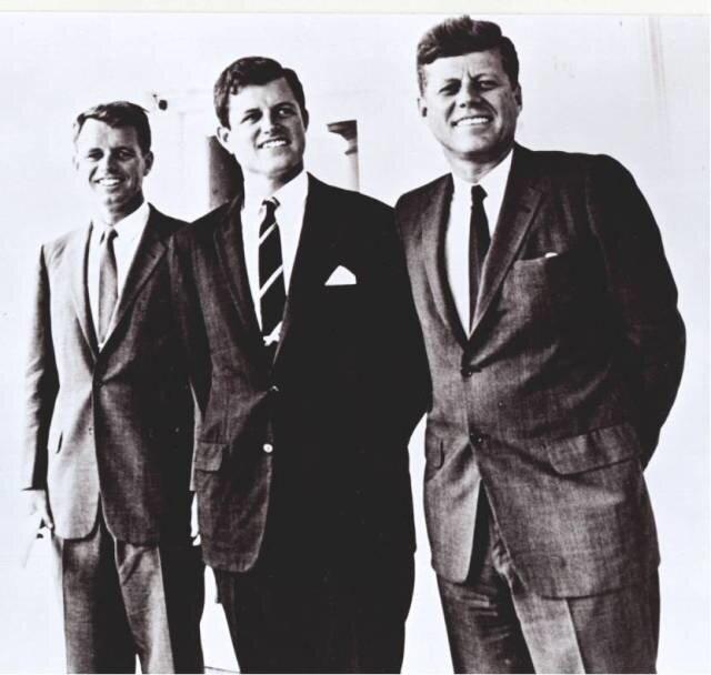 Братья Кеннеди