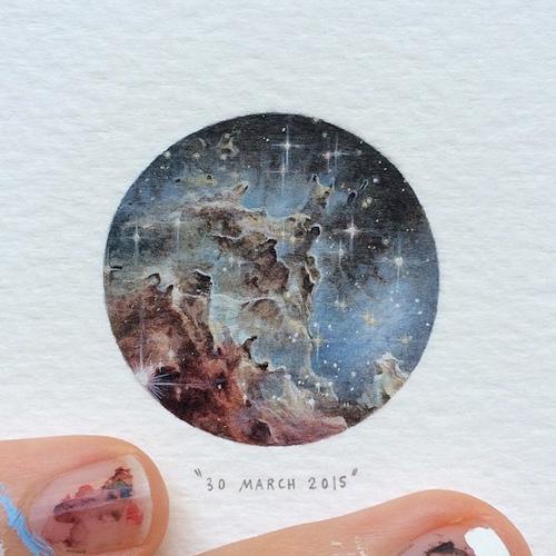 Paintings for ants, Lorraine Loots500.jpg
