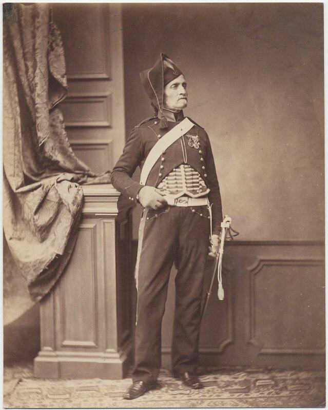 Monsieur Schmit 2nd Mounted Chasseur Regiment 1813-14