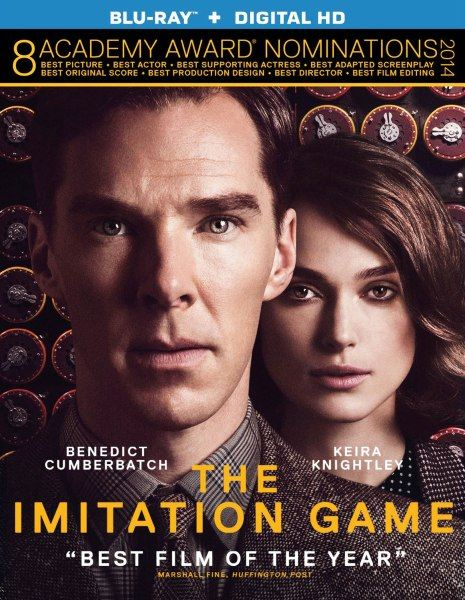 Игра в имитацию / The Imitation Game (2014) BDRip 1080p/720p + HDRip
