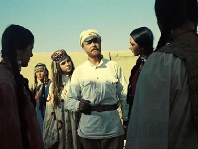 Как снимался фильм «Белое солнце пустыни» (история создания) 0 12e693 7796455f orig